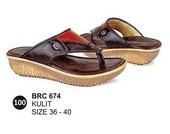 Sandal Wanita BRC 674