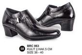 Sepatu Boots Kulit Wanita BRC 063