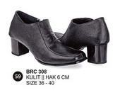 Sepatu Boots Kulit Wanita BRC 308