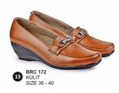 Sepatu Casual Kulit Wanita BRC 172