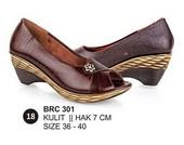 Sepatu Casual Kulit Wanita BRC 301