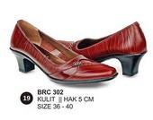 Sepatu Casual Kulit Wanita BRC 302
