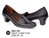 Sepatu Casual Kulit Wanita BRC 303