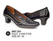 Sepatu Casual Kulit Wanita BRC 304