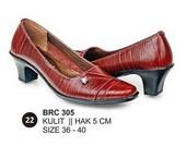 Sepatu Casual Kulit Wanita BRC 305