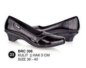 Sepatu Casual Kulit Wanita BRC 306