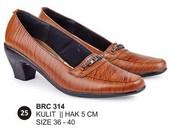 Sepatu Casual Kulit Wanita BRC 314