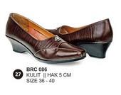 Sepatu Casual Kulit Wanita BRC 086