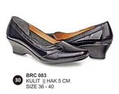 Sepatu Casual Kulit Wanita BRC 083
