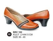 Sepatu Casual Kulit Wanita BRC 182