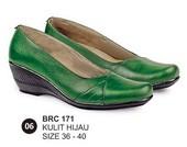 Sepatu Casual Kulit Wanita BRC 171