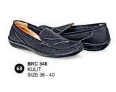 Sepatu Casual Kulit Wanita BRC 348