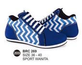 Sepatu Casual Wanita BRC 269