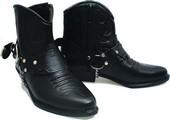 Sepatu Cowboy Pria Kulit BNN 280
