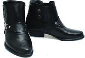 Sepatu Cowboy Pria Kulit BNN 284
