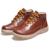 Sepatu Boots Pria Basama Soga BHD 004