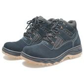 Sepatu Boots Pria BRU 318