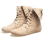 Sepatu Boots Wanita Basama Soga BDA 530