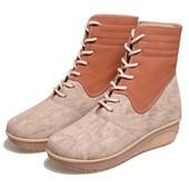 Sepatu Boots Wanita Basama Soga BDA 801