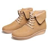 Sepatu Boots Wanita Basama Soga BDA 802