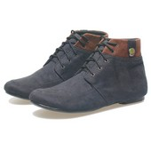 Sepatu Boots Wanita Basama Soga BRB 623