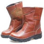 Sepatu Safety Pria Basama Soga BSM 306
