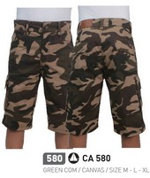 Celana Panjang Hijau Pria CA 580