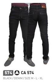 Celana Panjang Hitam Pria CA 574