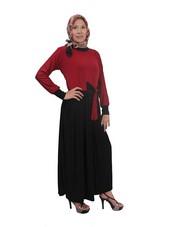 Gamis Merah CA 542