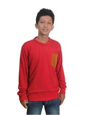 Jaket Merah Pria CA 567