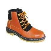 Sepatu Safety Pria Kulit CA 374