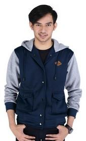 Sweater Pria NU 121