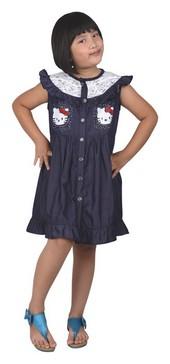 baju anak perempuan karakter hello kitty CIS 245