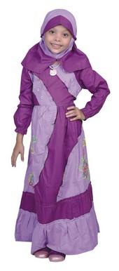 baju anak perempuan muslim CSG 243