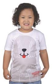 baju kaos anak karakter hewan CPS 022