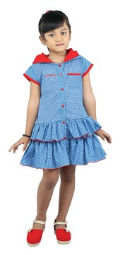 Pakaian Anak Perempuan Catenzo Junior CDG 133