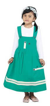 Pakaian Anak Perempuan Catenzo Junior CIS 232