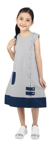 Pakaian Anak Perempuan Catenzo Junior CSH 028