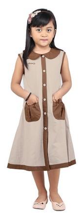 Pakaian Anak Perempuan Catenzo Junior CSH 030