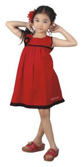 Pakaian Anak Perempuan CMS 002