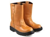 Sepatu Safety Kulit Pria CBR SIX BSC 210