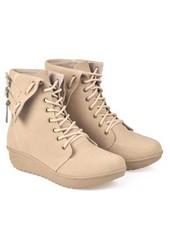 Sepatu Boots Wanita CBR Six BCC 885