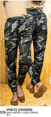 Celana Panjang Wanita VHB 01