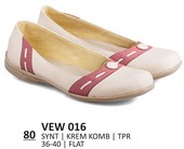 Flat Shoes VEW 016