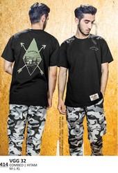 Kaos T shirt Pria Everflow VGG 32