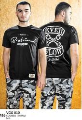 Kaos T shirt Pria Everflow VGG 010