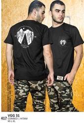 Kaos T shirt Pria Everflow VGG 31