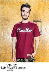 Kaos T shirt Pria Everflow VTH 12
