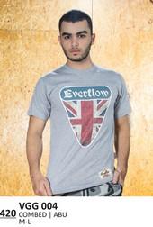 Kaos T shirt Pria Everflow VGG 004