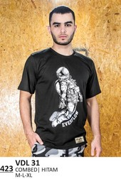 Kaos T shirt Pria Everflow VDL 31